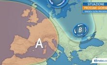 meteo weekend 2222