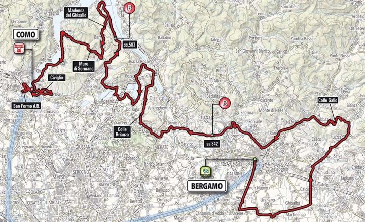 YOUTUBE Vincenzo Nibali vince il giro di Lombardia 2017